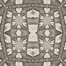 Light Industry Kalo Pattern Design by Jenny Meehan by JennyMeehan