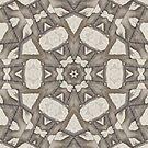 Light Industry 3 Kalo Pattern Design by Jenny Meehan by JennyMeehan