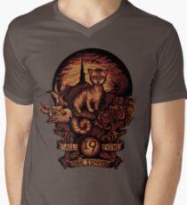 NINETEEN Men's V-Neck T-Shirt