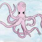 Octopus by Linda Ursin