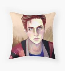 Nathan Prescott! Throw Pillow