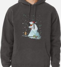 Let it Snow Pullover Hoodie