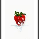 A Strawberry Splash Please! by Rene Crystal