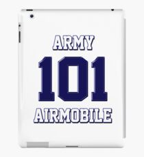 Army 101 Airmobile iPad Case/Skin