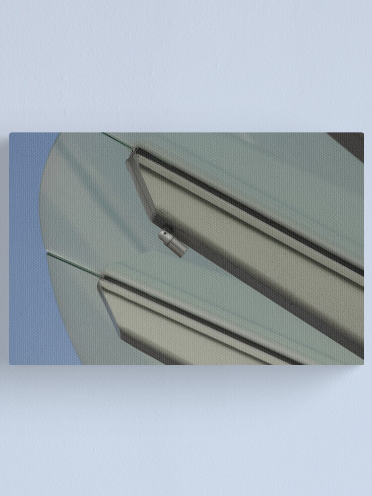 Alternate view of Awning Canvas Print