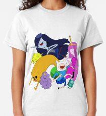 Camiseta clásica Pandilla de aventuras