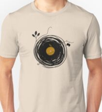 Enchanting Vinyl Records Unisex T-Shirt