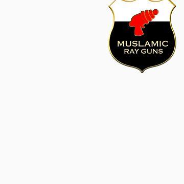 'Muslamic Ray Guns' Emblem by alexvegas