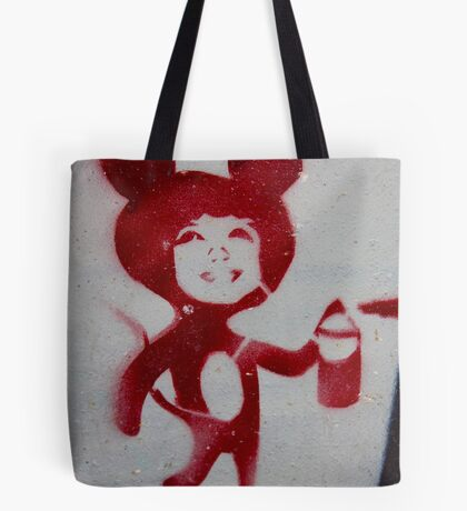 Mouse Spray Tote Bag