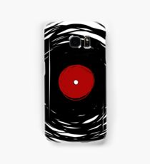 Spinning within with a vinyl record... Samsung Galaxy Case/Skin