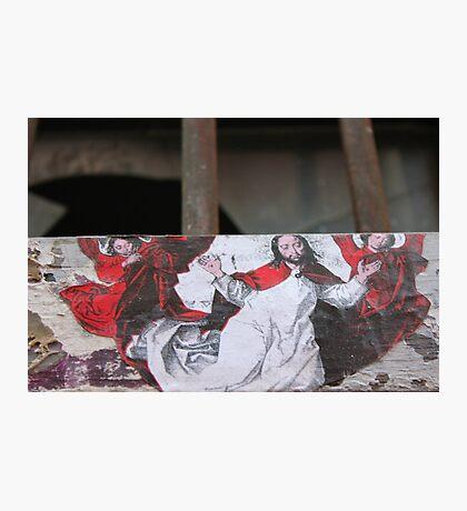 Jesus Be. Photographic Print