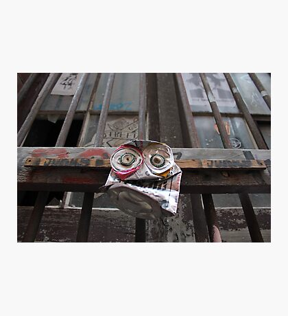 Wide eyed Junky's  Photographic Print
