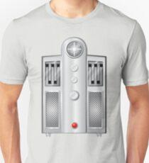 Cyberman Chest Unit (Invasion) T-Shirt