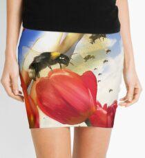 May Flowers Mini Skirt