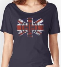 HH Union Jack Women's Relaxed Fit T-Shirt