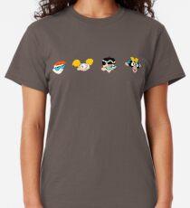 Dexter's Laboratory - pixel pattern  Classic T-Shirt