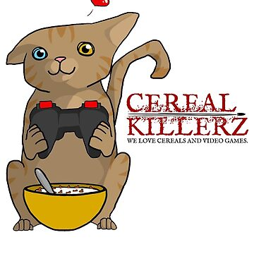 Cerealkillerz Cat by Cerealkillerz