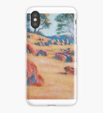 In High Camp, rural Victoria iPhone Case/Skin