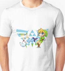 LOZ: Skyward Sword- Link vs Cucco T-Shirt