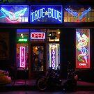 True Blue Tattoo by SuddenJim