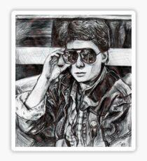 McFly Sticker