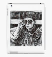 McFly iPad Case/Skin