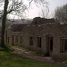 Tyneham ~ Village of the Vanished by Clive