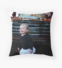 Lillian Belle Throw Pillow