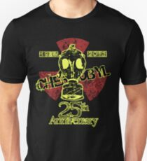 B.- CHERNOBYL 25th ANNIVERSARY REMEMBRANCE  T-Shirt