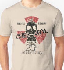 CHERNOBYL 25th ANNIVERSARY REMEMBRANCE  Unisex T-Shirt