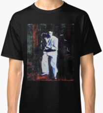 Portrait of David Byrne, Talking Heads - Stop Making Sense! Classic T-Shirt