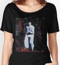 Portrait of David Byrne, Talking Heads - Stop Making Sense! Women's Relaxed Fit T-Shirt