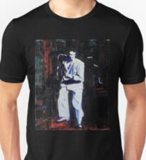 Portrait of David Byrne, Talking Heads - Stop Making Sense! Unisex T-Shirt