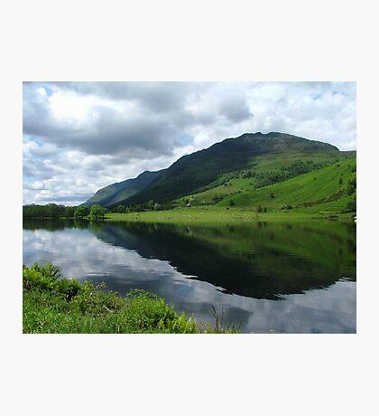 Loch Ceann Photographic Print