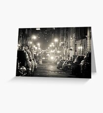 Orchard Street Greeting Card