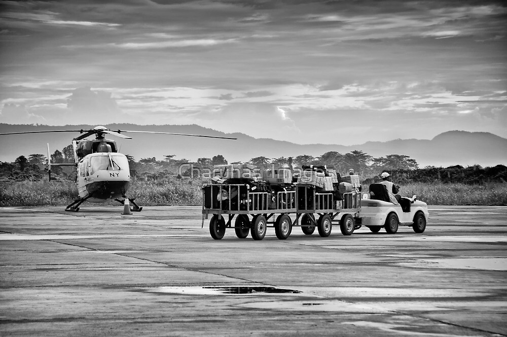 On The Move Again... by Charuhas  Images