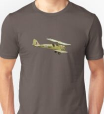 De Havilland Tiger Moth ZK-DAM T-Shirt