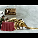 Dead Dinner Guest by derangedhyena