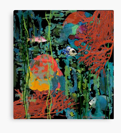 """Intense Simplicity"" Canvas Print"