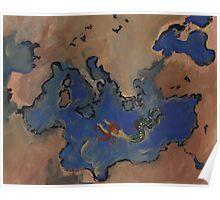 The Greek World Poster