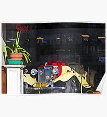 Motorcar Poster