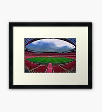 Emirates Stadium Framed Print