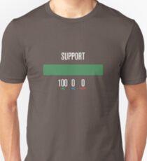 100% Amazing Support! Unisex T-Shirt