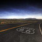 Route 66 by Ben Pacificar