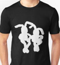 """""""White Bunnies"""" Clothing Unisex T-Shirt"""