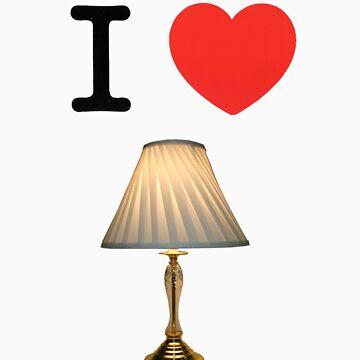 I LOVE LAMP by deelee