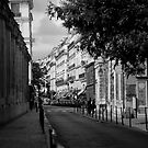 cityscapes #188, into the light by stickelsimages