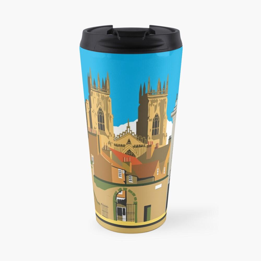 York Travel Mug