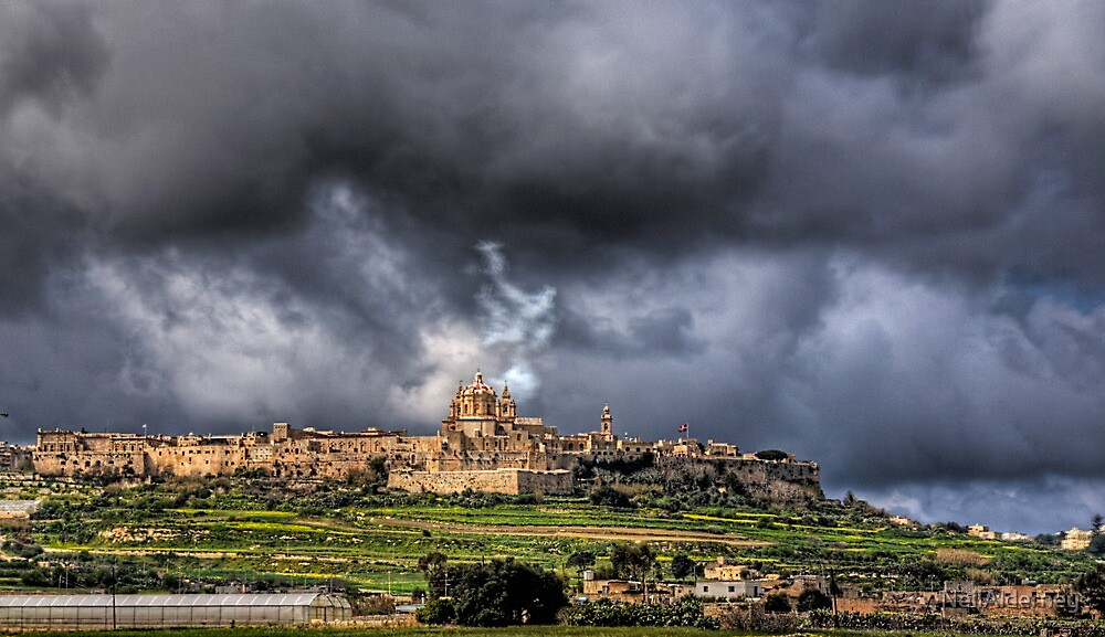 Mdina - the Ancient Capital of Malta  by NeilAlderney
