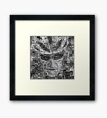 Lancescape Framed Print
